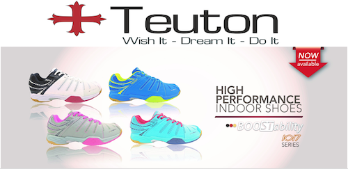 Teuton High Performance Indoor Shoes